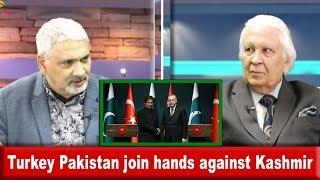 Turkey Pakistan join hands against Indian Kashmir - Tahir Gora reflects on Turkey's Islamist Agenda