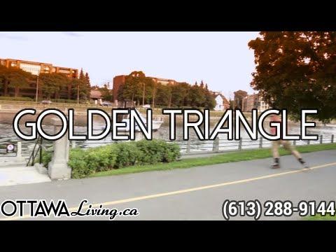 Golden Triangle - Ottawa Real Estate - Ottawa Living