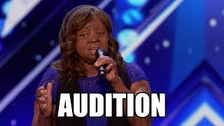 Kechi Okwuchi America's Got Talent 2017 Audition|GTF