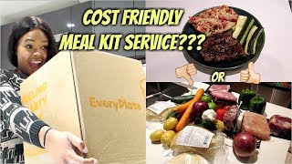 Everyplate Food Delivery Unboxing | Every Plate Review | Meal Kit Service