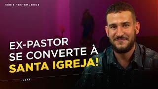 Ex-pastor da Assembleia de Deus volta para Casa