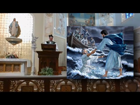 Fr. Altman: Keeping the Faith in the Midst of the Storm
