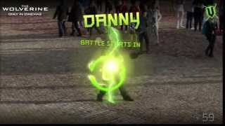 V Tokyo Fury Live - Danny