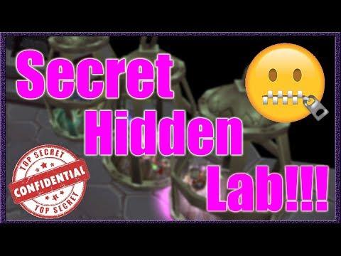Arcane Legends | Secret Lab!?! [Bug]