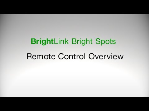 Epson BrightLink Projectors | Remote Control Overview
