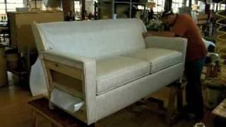 Timelapse: Lean Manufacturing At Hallagan Furniture