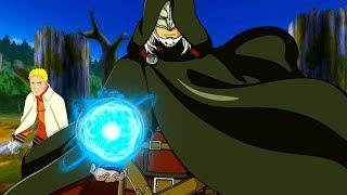Расенган Кашина Коджи. Джирайя в аниме Боруто?