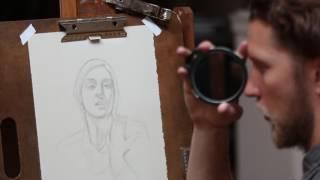 Joshua LaRock Drawing Excerpt