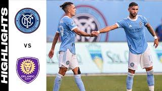 HIGHLIGHTS: New York City FC vs. Orlando City SC