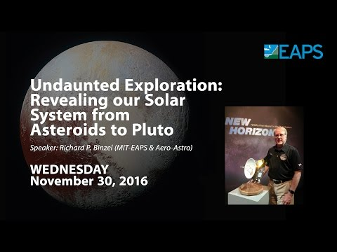 Undaunted Exploration: Revealing our Solar System from Aster