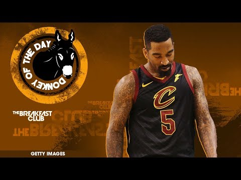 JR Smith's Bonehead Play Costs Cavs Game 1 Of NBA Finals