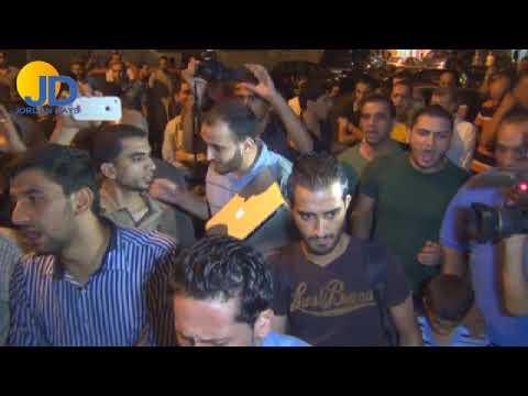 الاردن الرسمي متورط في الدم المصري   مسيرة حي حراك حي الطفايلة من مسجد جعفر الطيار 18 8 2013  - نشر قبل 1 ساعة