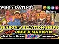 Cree Cicchino & Madisyn Shipman Talk iCarly on Game Shakers Season 2 & Cree Dating Thomas!?
