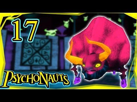 Let's Play Psychonauts Part 17 - El Odio [Gameplay/Walkthrough]