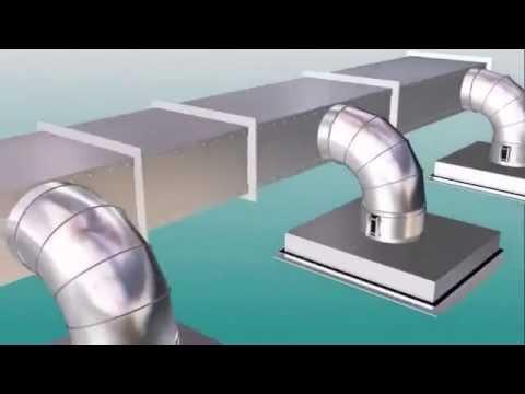 Вентиляционные системы - принцип работы