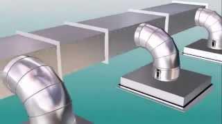 видео Устройство общеобменной вентиляции