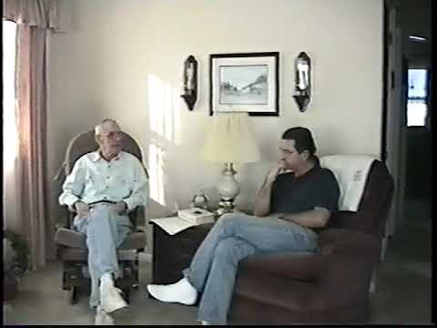 Interview with Milton and Susan Peters in Jan 1997