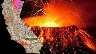 USGS Warns of 'Inevitable' California Volcanic Eruption, Earth's Magnetic Field is Shaking