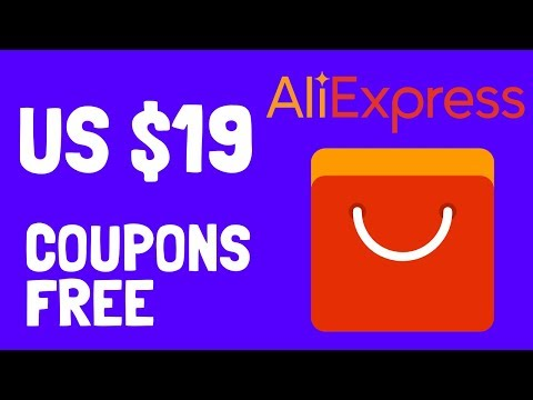 Hurry Up ! How To Use & Get $19 In Coupon AliExpress - Proof