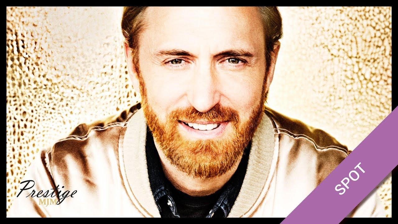 David Guetta – Kraków – Spot Video