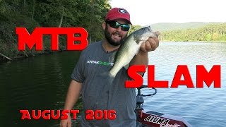 Bass Fishing - MTB Slam - If you don't learn something in this video I can't help you.(There is so much bass fishing knowledge wrapped up in this 20 minute video. I hope something in it can help you catch more bass. Join the Fishing Shirt of the ..., 2016-08-16T18:30:08.000Z)