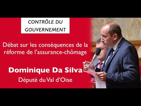 Question de Dominique Da Silva à Muriel Pénicaud - Contrôle du Gouvernement