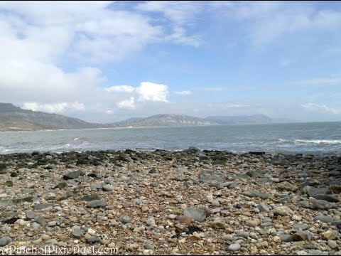 Europe Vlogs 2013 | LYME REGIS: Following in the Footsteps of Mary Anning