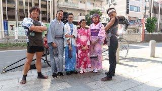 Shinjuku(day 1) & Asakusa(day2)
