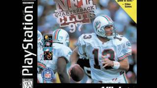 NFL Quarterback Club 97 (PC) - Menu 1