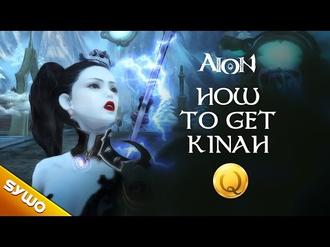 AION 4.9 - How To Get Kinah