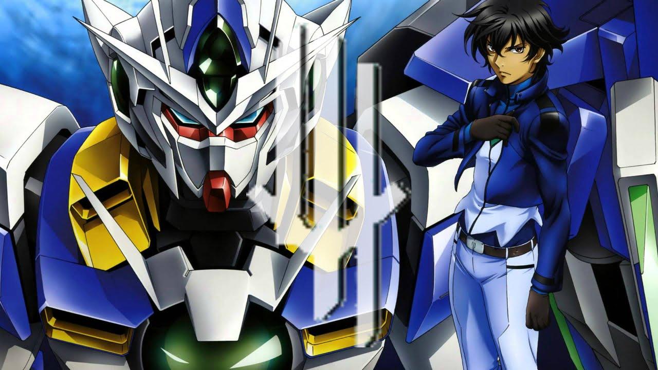 "Gundam 00 'Setsuna F. Seiei' AMV/MIX ~ ""Feel My Heart ..."