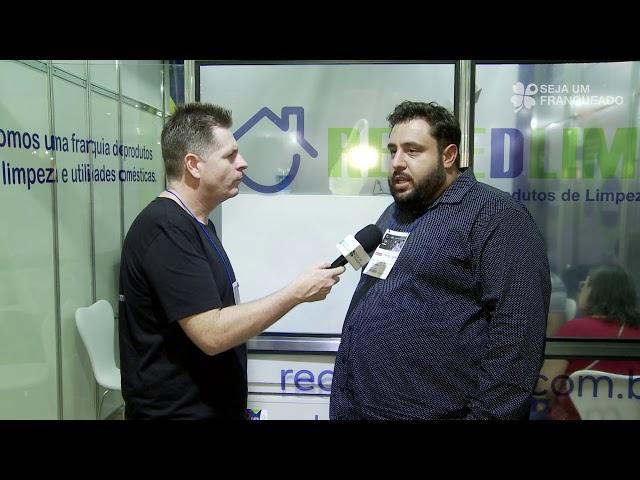 Entrevista com CEO Fundador da Rede D Limpa, Diogo Ricci