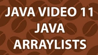 Java Video Tutorial 11