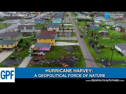 Hurricane Harvey: A Geopolitical Force of Nature | Jacob Shapiro Interview