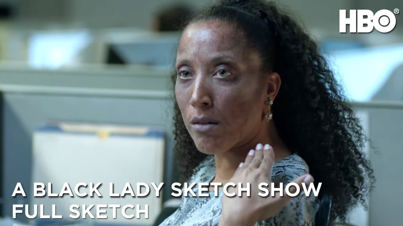 Download A Black Lady Sketch Show: No Makeup (Full Sketch)   HBO