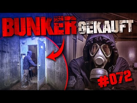LOST PLACES BUNKER gekauft 50.000 Abos SPECIAL Urbex Urban Exploring Deutschland deutsch #072