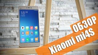 Xiaomi Mi4s (Mi 4S) обзор самого гламурного смартфона от производителя |review| отзывы| купить