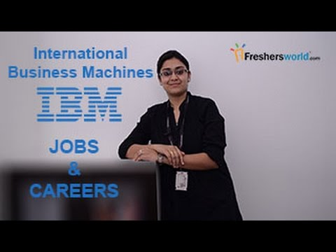 IBM – Recruitment Notification 2017, IT Jobs, Walkin, Career, Oppurtunities