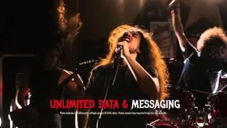 Virgin Mobile - Samsung Galaxy S5 Commercial (Featuring Exmortus)