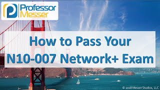 CompTIA Network+ N10-007 Training Course thumb
