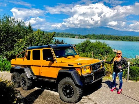 Mercedes 6X6 For Sale >> Mercedes Benz G63 Amg 6x6 For Sale Update From Austria W Maryann For Sale By Autohaus Of Naples