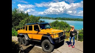 Mercedes-Benz G63 AMG 6X6 for sale update from Austria w/MaryAnn For Sale By: AutoHaus of Naples