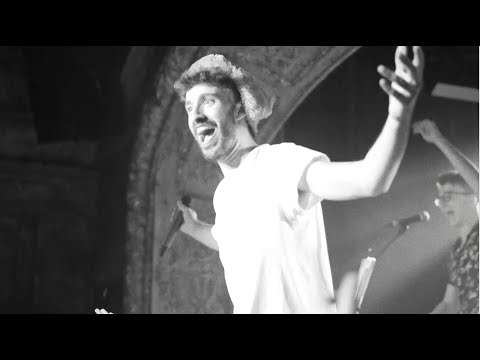 AJR - Sober Up (TOUR VIDEO)