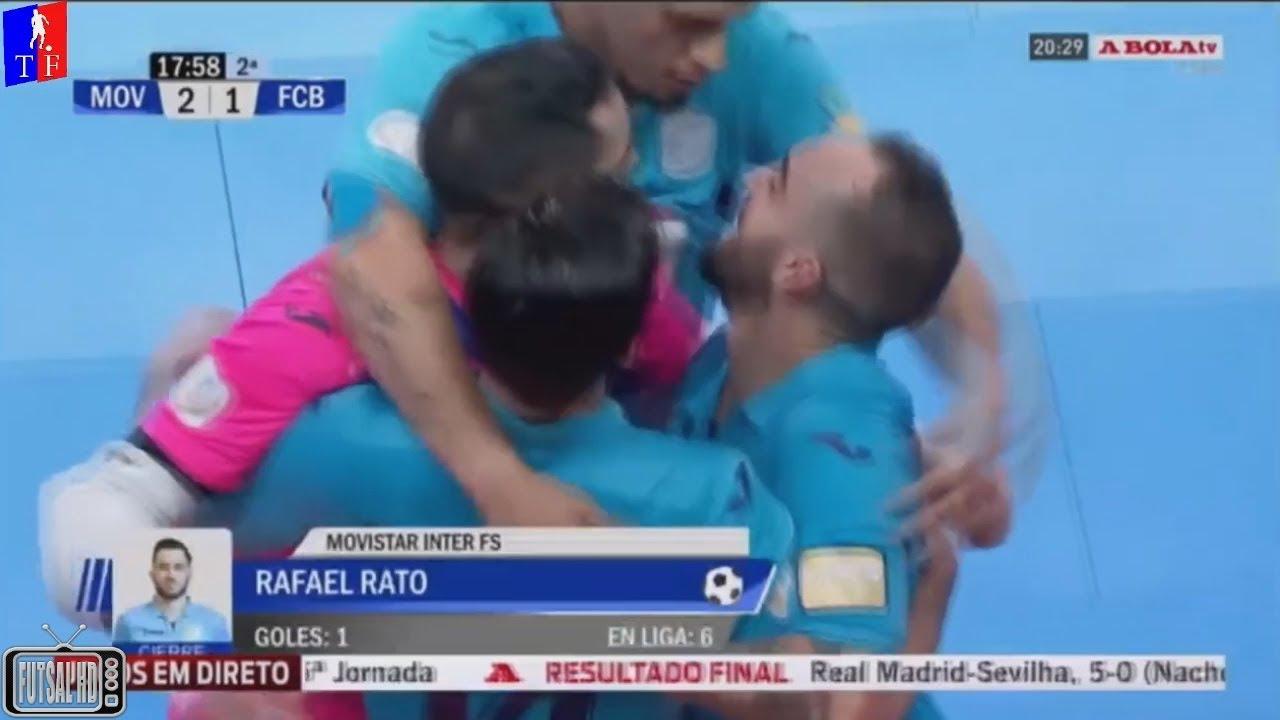 Liga espanhola de futsal