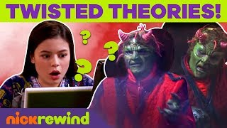 Nickelodeon's Twisted Theories! 👽 | NickRewind
