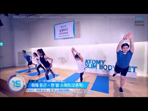 ATOMY SLIM BODY DIET
