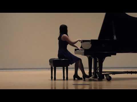 Shannon Lin's 2016 MTNA Competition Performance