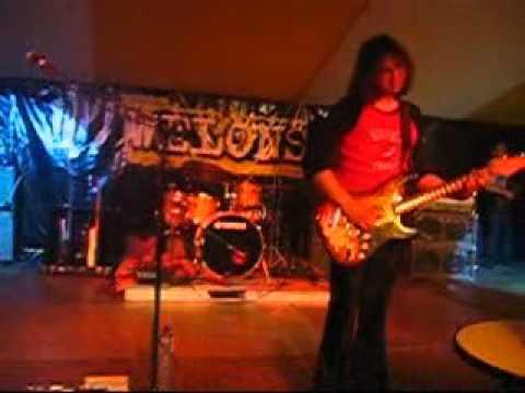 Marc Reece - All Along The Watchtower - Welons Blues Festival (2006) Wintelre, The Netherlands