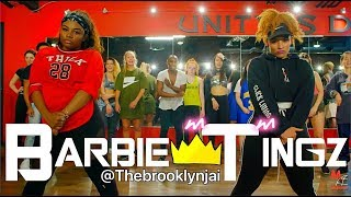 Nicki Minaj - Barbie Tingz - Choreography by Brooklyn Jai