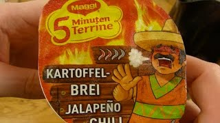 Maggi - Jalapeño Chili Mashed Potatoes / Kartoffelbrei